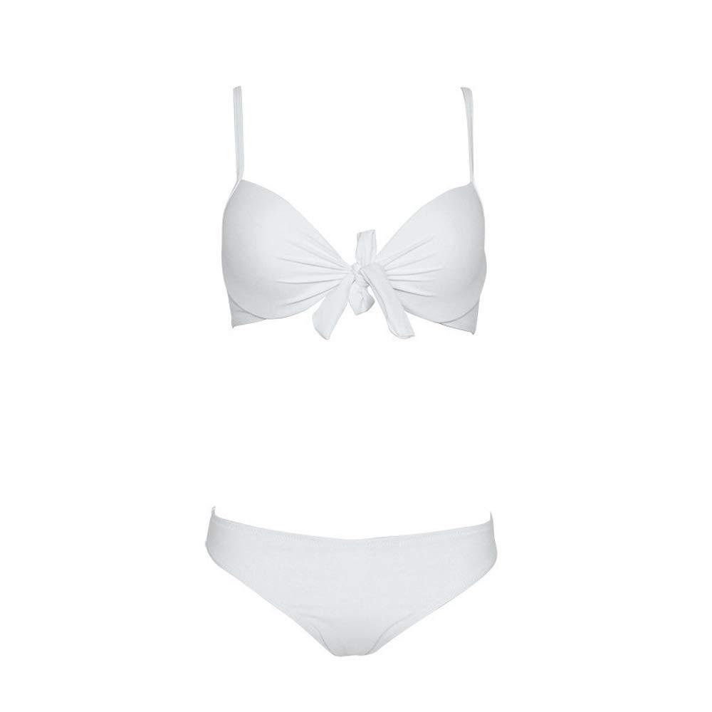 Bikinis de Talle bajo para Mujer Conjunto Empuja hacia Arriba ...
