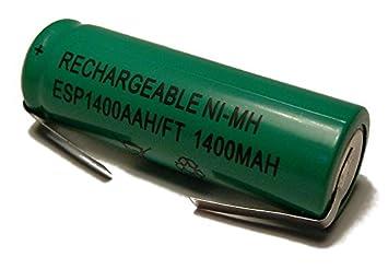 GP Batteries - Batería de repuesto recargable para cepillo de dientes eléctrico Braun Oral-B: Amazon.es: Salud y cuidado personal