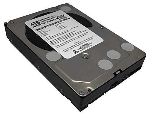 MaxDigital 4TB 7200RPM 64MB Cache SATA III 6.0Gb/s (Enterprise Storage) 3.5