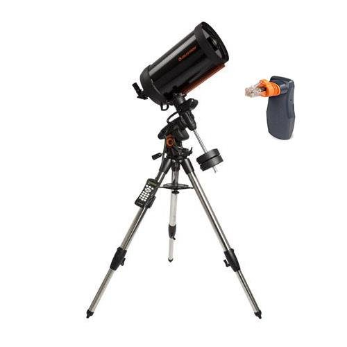 Celestron Advanced VX 9.25'' Schmidt-Cassegrain Telescope WiFi Kit - with Skyportal Wifi Module by Celestron