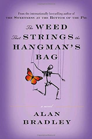 book cover of The Weed That Strings the Hangman\'s Bag