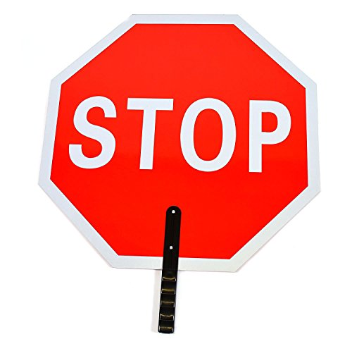 RK STSL18 Stop/Slow Paddle Sign, 18