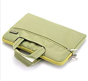 "Laptop Notebook Carry Case Sleeve Bag For 13"""" Macbook Pro Air Retina Light Green"