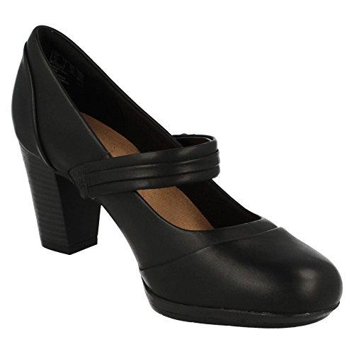 Brynn Black Shoes Mare Formal Womens Clarks aUdq7a