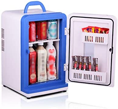 クーラー冷凍庫アイスボックス、家や車のポータブル冷蔵庫冷凍庫クーラーポータブルデュアルユース