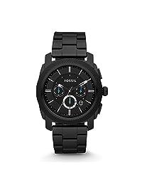 Fossil FS4552 Reloj para Hombre, color Negro