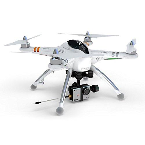Walkera qr x350pro rtf4 Complete FPV Quadcopter Drone (White)