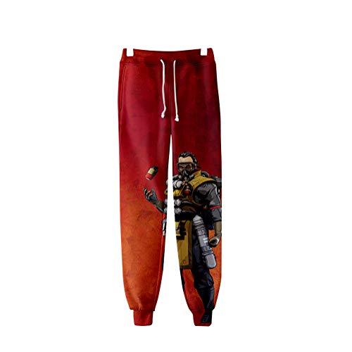 Pour Absorbant Sueur Numérique 6 Moimk Apex Impression Respirante Femmes La Unisexe xxl Et Legends Pantalon 3d Hommes SwIxfwqTn