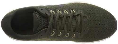 Nike Air Zoom Vomero 13, Scarpe da Running Uomo Verde (Sequoia/Black/Medium Olive/Lig)