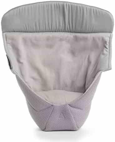 Ergobaby Easy Snug Infant Insert Cool Mesh, Grey
