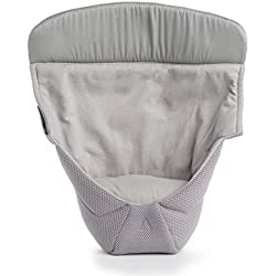Ergobaby Easy Snug Infant Insert Cool Mesh, Grey