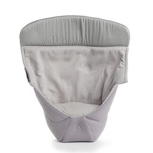 Ergobaby Easy Snug Infant Insert Cool Mesh, Grey IIPCMGRYV3