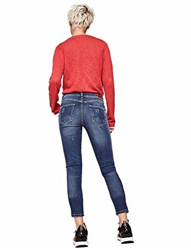 Broken Pixie Pepe Jeans Blue Donna Jeanss Blue RHRI8qt