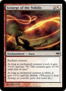 Magic: the Gathering - Scourge of the Nobilis - Eventide