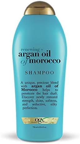 OGX Renewing + Argan Oil of Morocco Shampoo, 25.4 Ounce Salon Size