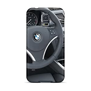 Flexible Tpu Back Cases Covers For Galaxy S5 - Bmw 1 Series Coupe Steering Wheel