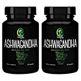 Inner Zen Ashwagandha Root Extract 1000mg 60 Capsules 2 Pack For Sale
