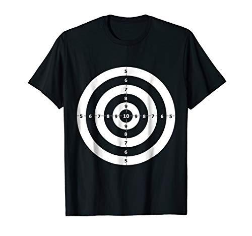 Halloween Costume T-shirt Circles Funny ()