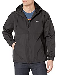 Men's Regular fit Nylon Weather Shell, Caption II Jacket