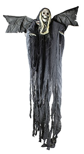 [Halloween Hanging Ghost Haunted House Decoration - Great for Haunted Houses, Home Decor, Lawn Decor and Backyard Parties -] (Adult Vintage Witch Costumes)
