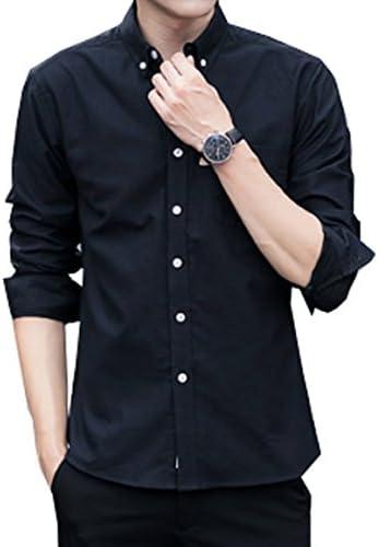 ワイシャツ ビジネス 長袖 フォーマルシャツ メンズ おおきいサイズ トップス スリム 上質素材 お洒落