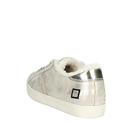 Women Hill Sneakers D E T LOW Low A 16I Platinum wq08qOt