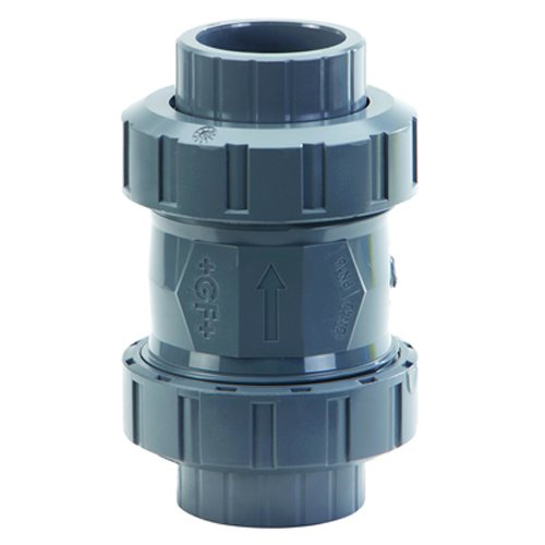 (Georg Fischer Check Valve PVC and EPDM 1 in.)