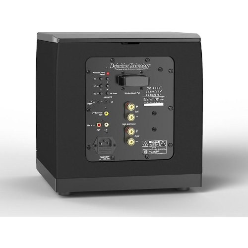 Definitive Technology SC4000 Subwoofer - Black by Definitive Technology