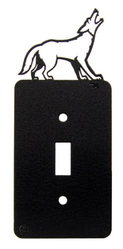 - USD University of South Dakota Single Light Switch Plate Cover