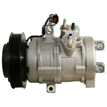 TCW 31390.6T1NEW A/C Compressor and Clutch (Tested Select)