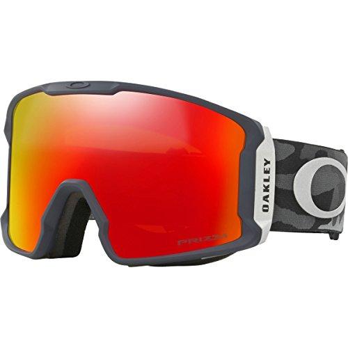 Oakley Line Miner Snow Goggles, Night Camo, - Goggles Camo Oakley