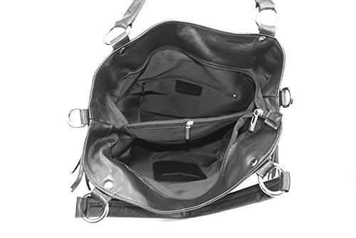 kelly collection cuir main et porté CUIR nouvelle Noir épaule à g modèle souple bandoulière sac 2018 DESTOCK 6xwR7H