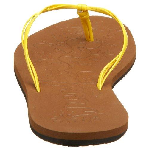 Reef - Sandalias de vestir para mujer amarillo