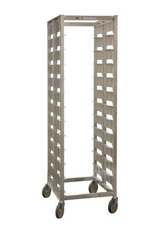 """PVIFS L Series Knock Down End Load Sheet Pan Rack LE18KD Size: 5"""" (12 Pan)"""