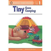 Tiny Goes Camping
