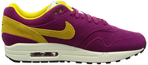 NIKE Air Max 1 Premium Dynamic Berry/Vivid Sulfur-black-sail discount 100% guaranteed discount codes really cheap professional cheap price buy cheap official clearance Manchester uWKecV