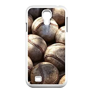 Custom Case for SamSung Galaxy S4 I9500 with Personalized Design Baseball