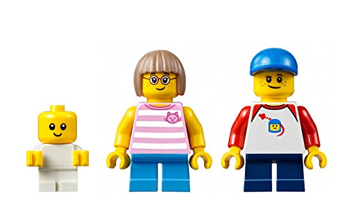 LEGO Town City Fun in the Park Minifigures - Baby, Brother B