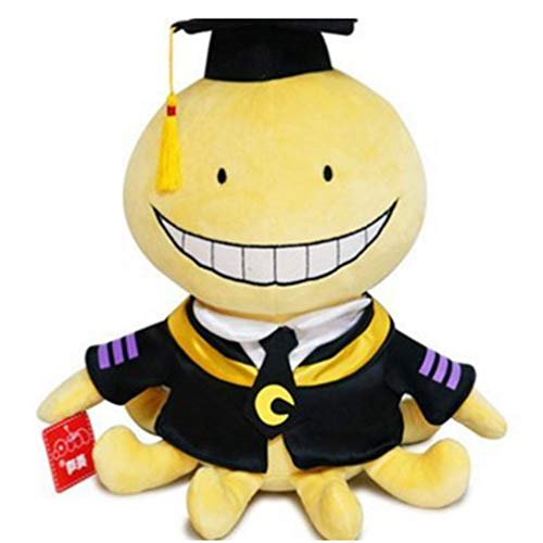 EASTVAPS 35CM Assassination Classroom Korosensei Doll Peluche de Jugu