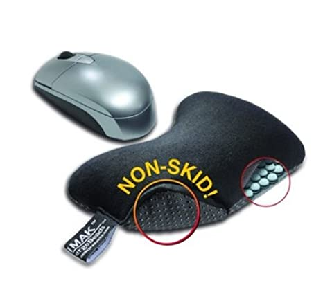 Amazon.com: imaknon-skid Mouse Pad con ergobeads – 10174 ...