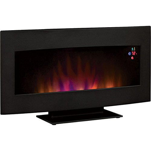 Cheap ChimneyFree 34HF600GRA Contemporary Electric Fireplace Black Friday & Cyber Monday 2019