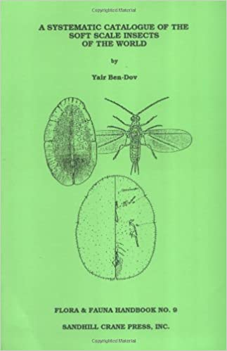 ``UPD`` Systematic Catalogue Of The Soft Scale Insects Of The World (Flora & Fauna Handbook). needs Kunisada presents opinions Revue sistema
