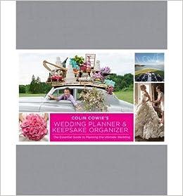 Amazon.com: Colin Cowies Wedding Planner & Keepsake ...