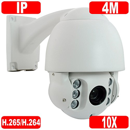 10X Optical Zoom Waterproof Camera - 4