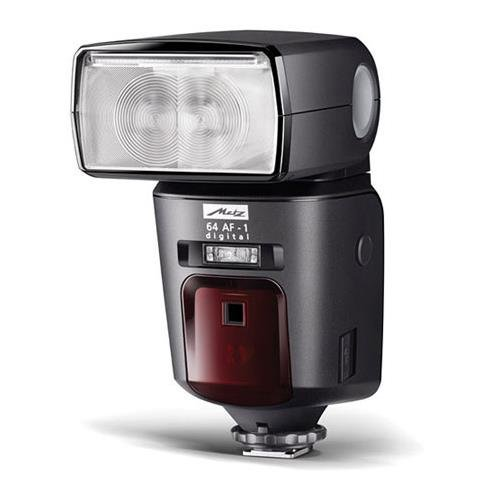 Metz Mecablitz 64 AF-1 Digital Flash for Canon E-TTL, E-TTL II, Remote E-TTL Cameras