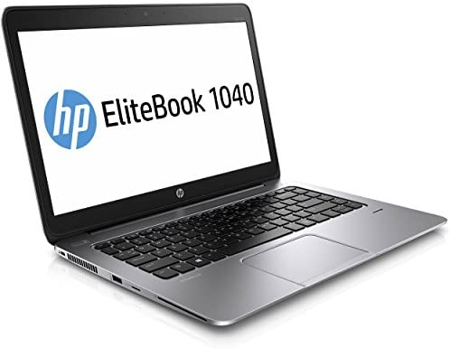 HP EliteBook Folio 1040 G2 / Intel Core i7-5600U @ 2.6GHz / 8 GB / 256 GB SSD (گواهی تجدید شده)