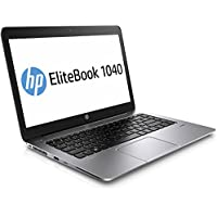 HP EliteBook Folio G1 Business Laptop - 12.5 4K TouchScreen UWVA UHD (3840x2160), Intel Core m7-6Y75, 256GB SSD, 8GB RAM, Backlit Keyboard, Webcam, Windows 10 Pro - Silver (Certified Refurbished)