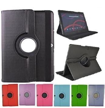 Theoutlettablet® Funda Giratoria 360º para Tablet Bq Aquaris M10 10.1