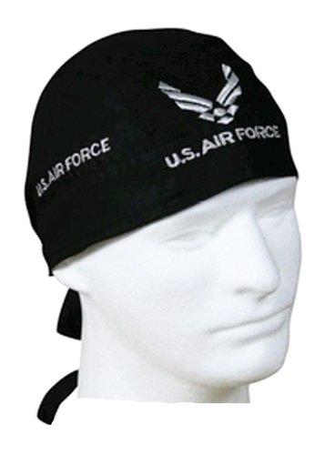 Air Force Motorcycle Cap  Bikers Cap  Head Wrap  Skull Cap  - Import ... 5a3008d4dd97