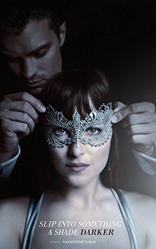 Fifty Shades Darker 2017 Authentic Original Movie Poster - Dbl-Sided - Jamie Doran -
